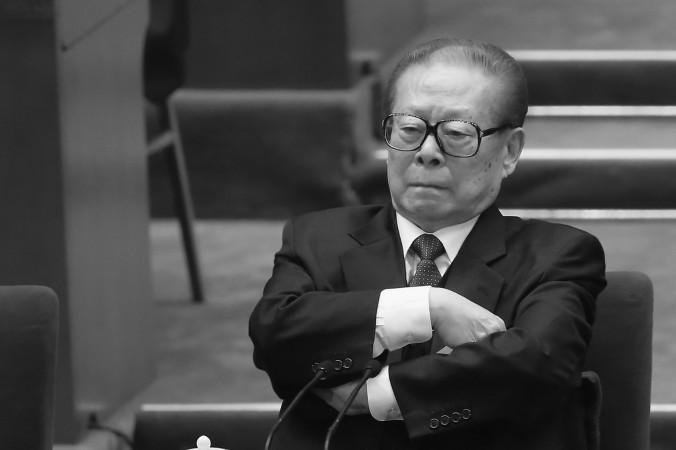Цзян Цземінь колишній китайський партійний лідер
