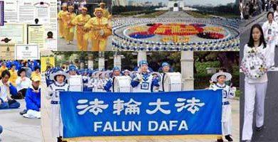 """м. Одеса – """"Ганебні переслідування Фалуньгун у Китаї треба негайно зупинити!"""""""