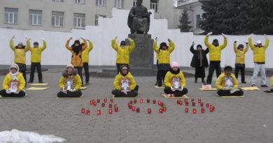 Студенти Харкова поспішають підписати петицію проти насильницького вилучення органів