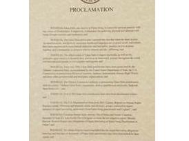 Законодавчі збори Олбані (штат Нью-Йорк) видає резолюцію на підтримку Фалуньгун і висловлює засудження переслідуванням у Китаї