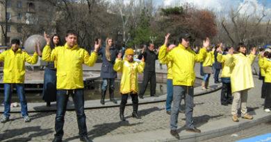 Фалунь Дафа значно покращує здоров'я: обстеження більше 6000 практикуючих в м. Даляні (провінція Ляонін)
