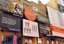 У Нью-Йорку з'явилися рекламні щити, присвячені жертвам комунізму
