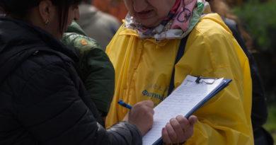 Збір підписів проти вилучення органів у в'язнів совісті в Китаї