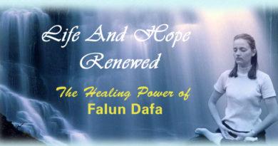 Займаючись за Фалунь Дафа, людина може пройти серйозну трансформацію і стати здоровою