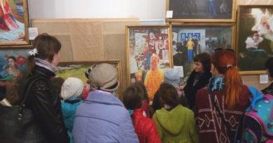 Міжнародна художня виставка «Мистецтво Чжень Шань Жень Україна» відкрилась в Павлограді