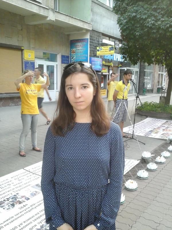 Галина, 24 роки, жителька Івано-Франківська