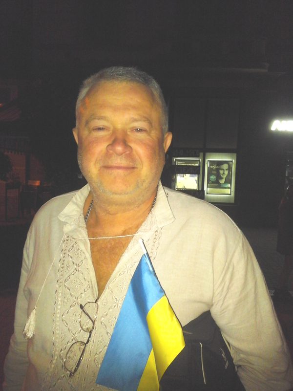 Богдан, 60 років, житель Івано-Франківська