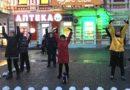 У Дніпрі на Міжнародний день прав людини дізнались про репресії у Китаї учнів Фалуньгун