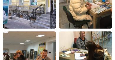 В Одесі відбулася Міжнародна художня виставка «Мистецтво Чжень Шань Жень»