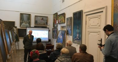 У Києві відкрилася ювілейна виставка «Мистецтво Чжень Шань Жень»