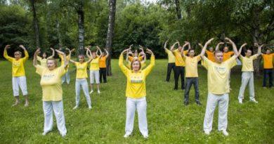 Фалуньгун: шлях до здорового життя