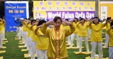 Практика Фалунь Дафа приносить користь для здоров'я