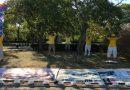 У Чорноморську пройшли масові заходи послідовників Фалунь Дафа