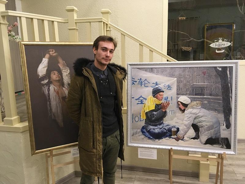 Микола, студент із Одеси