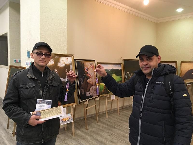 Олександр і Олег із Одеської області