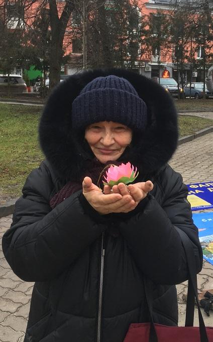 Наталія з Тернополя (Фото: Fofg.in.ua)