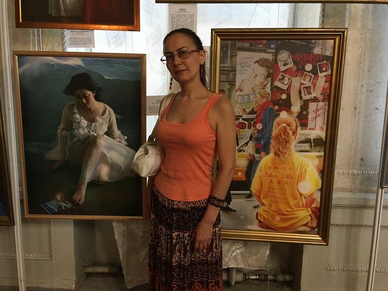Юлія з Харкова, фото fofg.in.ua